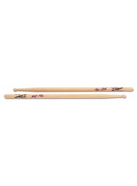 Zildjian ASMK drumsticks Artist series, Manu Kache, Wooden tip, natural color ZIASMK