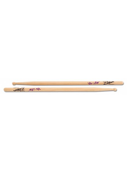 Zildjian Drumsticks, Artist Series, Manu Katche, wood tip, natural