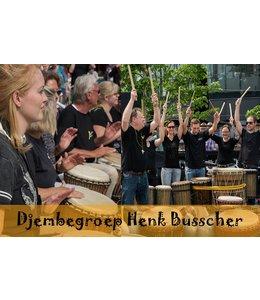 Busscherdrums djembe917 Djembegroep HB cursus