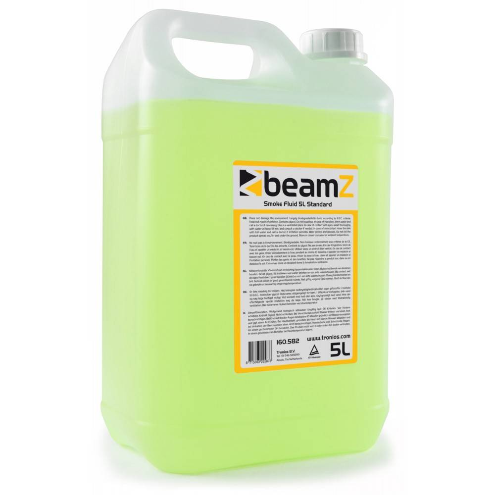 Beamz  Liquid Smoke, Smoke fluid, standard - 5L 160 582