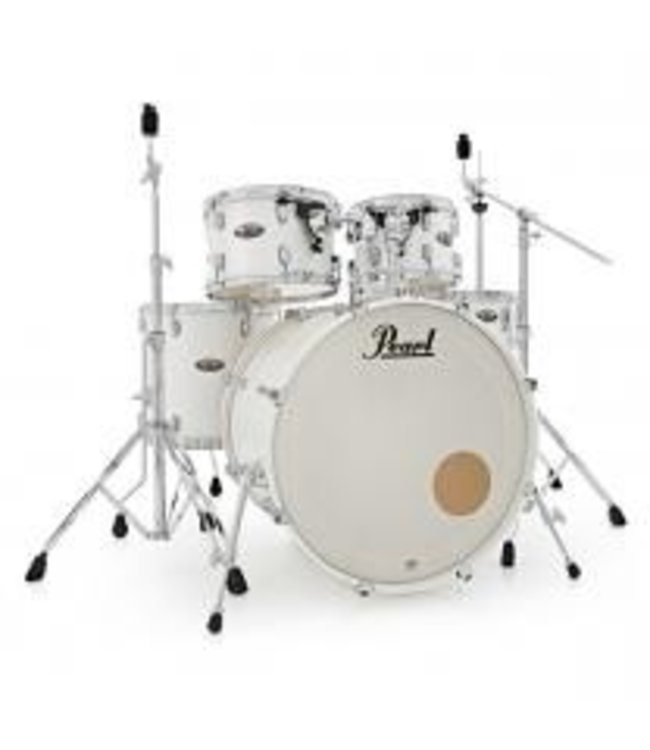 Pearl  DMP925S / C229 DECADE white  drum set incl. HWP830 hardware pack
