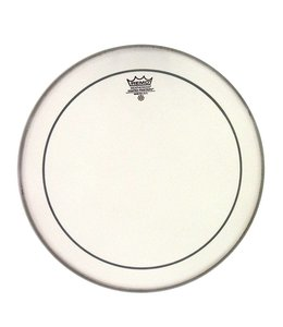 REMO PS-0108-00 Pinstripe 08 inch coated ruw wit voor tom