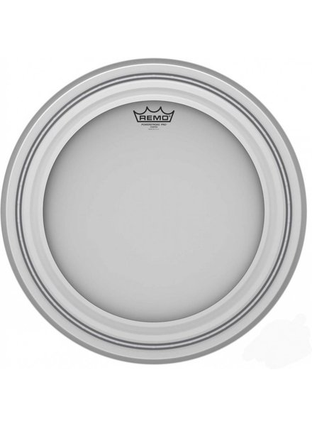 REMO Powerstroke Pro PR-1118-1100 Coated 18-Zoll-Bass-Drum-Haut