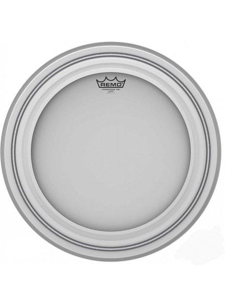 REMO Powerstroke Pro PR-1124-00 Coated 24 inch bass drum skin