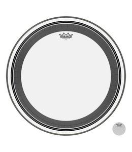 REMO PR 1320-1300 Power Pro Klare 20-Zoll-Bass-Drum-Haut