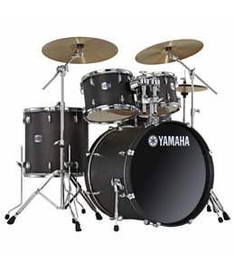 Yamaha Stage Custom Birch Studio drumtel RBL Raven Black JSBP2F5RBL