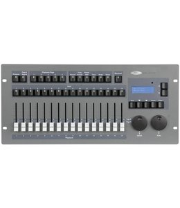 Showtec SM-16/2 FX 32 Channel Lighting Desk with Shape Engine 50702