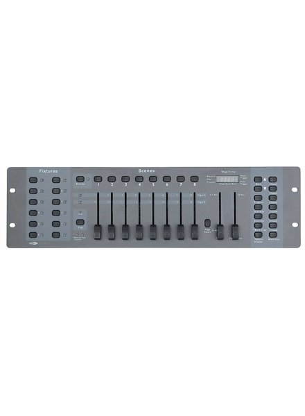 Showtec SM-8/2 16 50700 Channel Lighting Desk