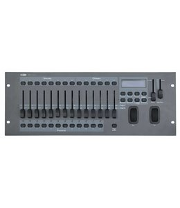Showtec SM-16/2 16 Channel Lighting Desk 50701