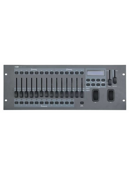 Showtec SM-16/2 16 50 701 Channel Lighting Desk