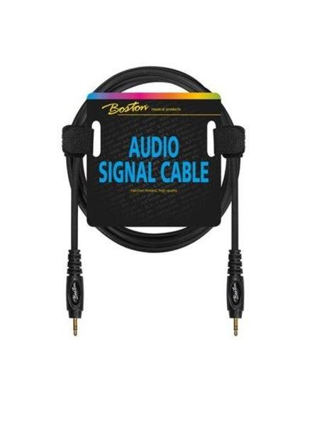 Boston audio signal kabel, 3.5mm mini stereo to mini stereo jack stereo, 3.00 meter