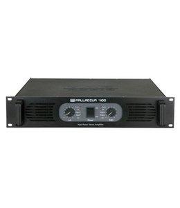 DAP audio pro DAP-Audio P-400 Stereo Power Amplifier, Black D4131B