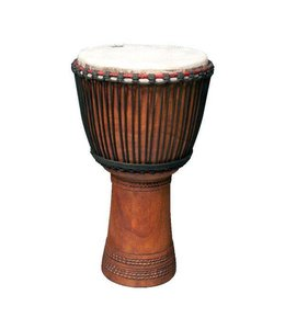 Busscherdrums Djembe rent for use during djembeles at Busscher Drums per course (10 classes followed)