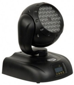 Showtec LED Orbit One Moving head 41316 winkelmodel