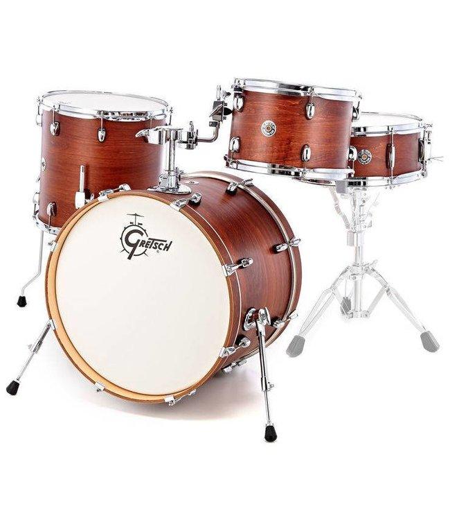 Gretsch Drums CT1-J404 Catalina Club 2014 Satin Walnut Glaze