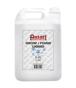 Antari SL-5N Snow liquid Fine 5 liter sneeuw vloeistof