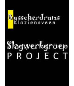 Busscherdrums Slagwerkgroep project selectiegroep repetities