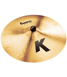 "Zildjian Ride, K , 20"", Crash Ride, traditional"
