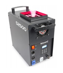 Beamz S2500 Nebelmaschine DMX LED 24x 10W 4-in-1