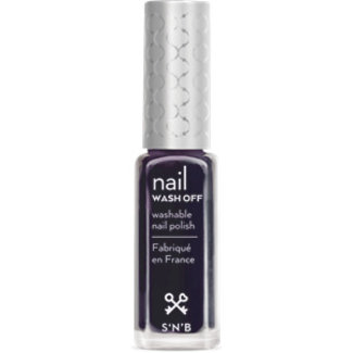 S'N'B Wash Off Nagellak 2170 The New Black