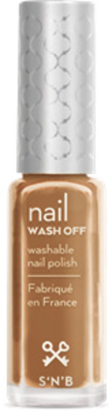 S'N'B Wash Off Beige-Nude Nagellak