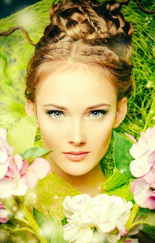 Natuurlijke gezichtsverzorging
