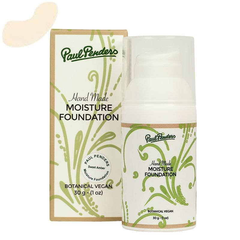 Paul Penders natuurlijke vloeibare foundation Hazel Ivory