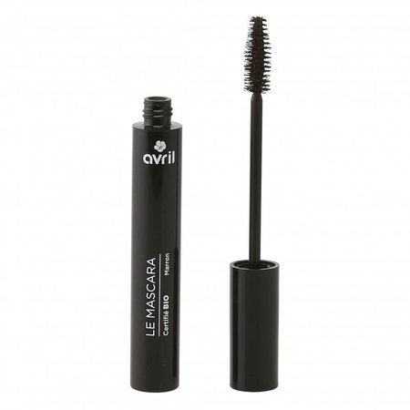 Avril Mascara Volume Marron