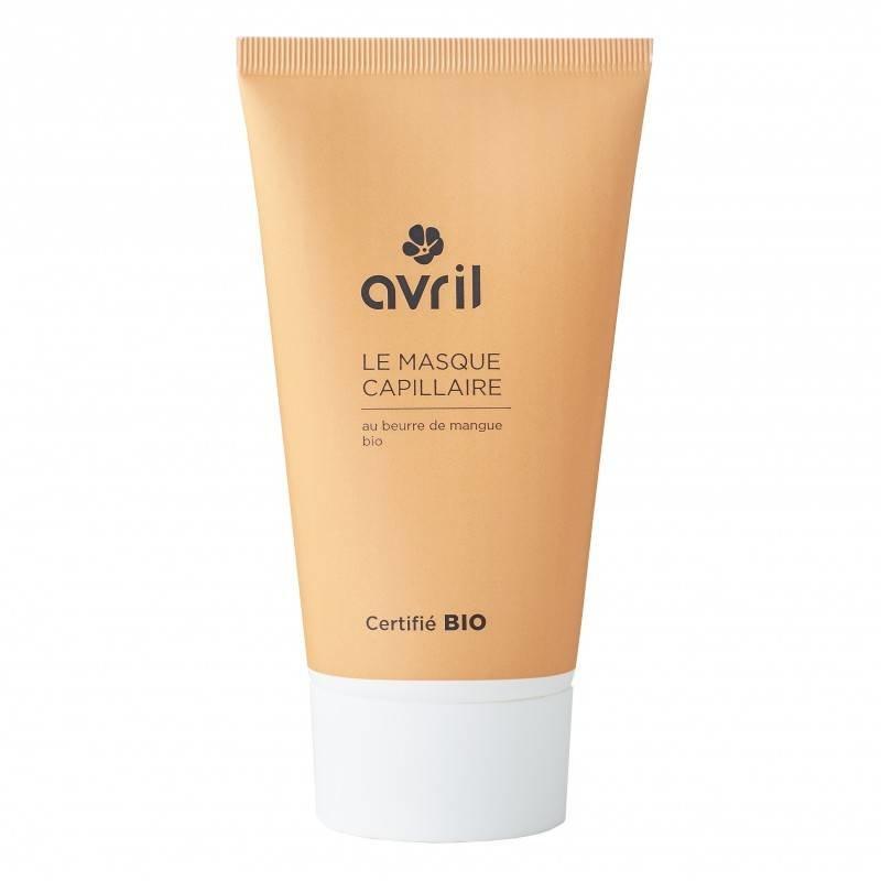 Avril Biologisch Haarmasker Mango