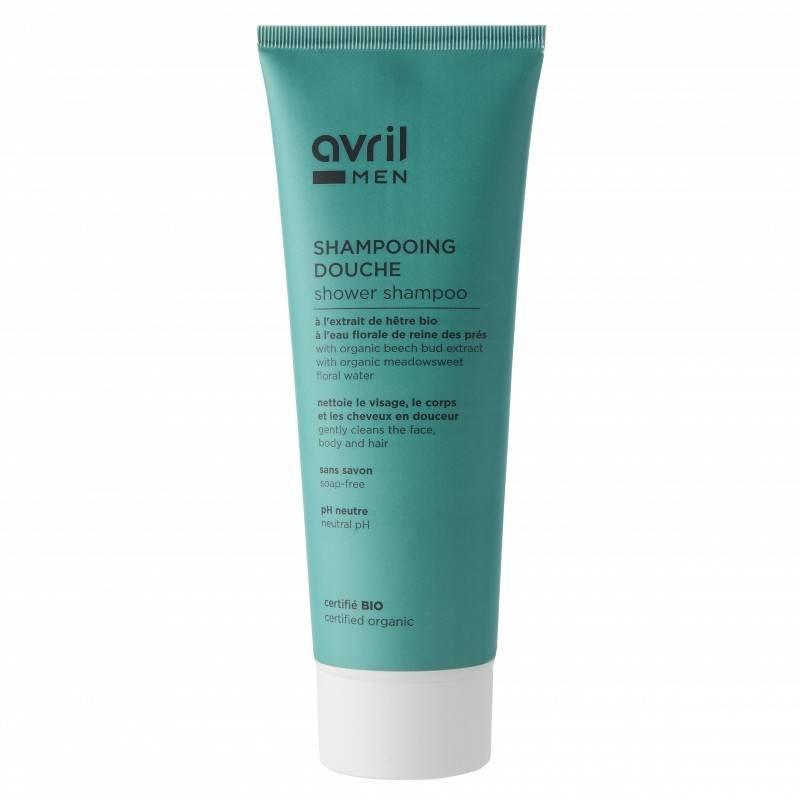 Avril Biologische Douche & Shampoo in 1