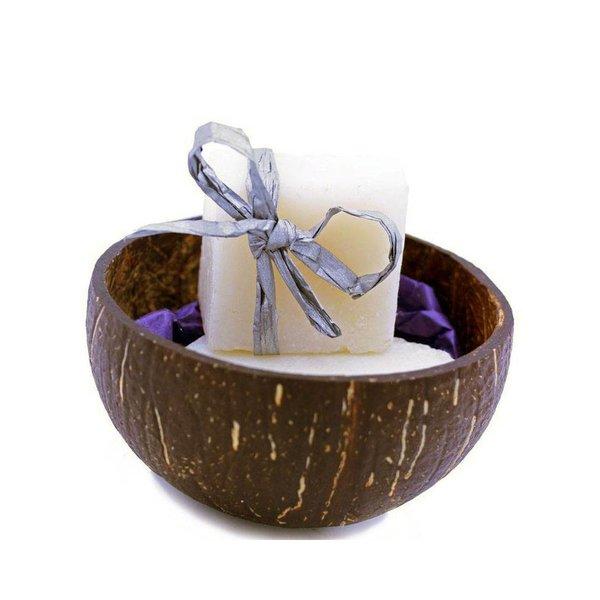 Kokosolie Zeepjes in Kokosnoot Ylang Ylang