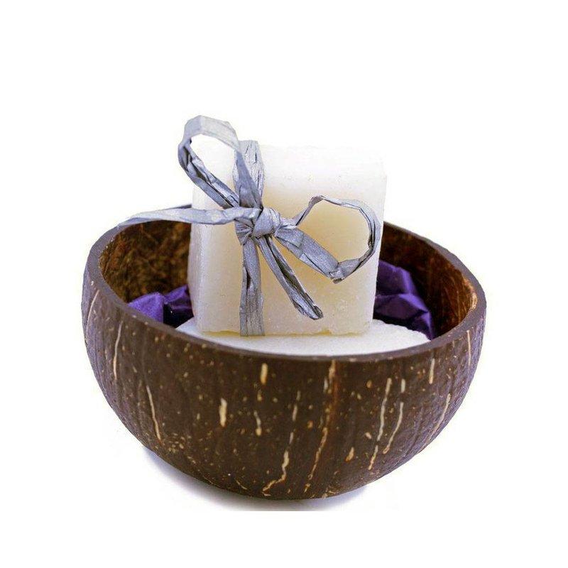 Oh Lou Lou! Kokosolie Zeepjes in Kokosnoot Ylang Ylang