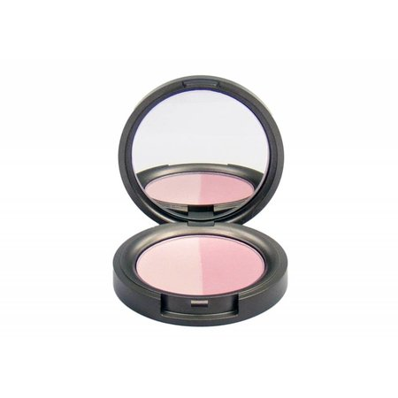 Beauty Without Cruelty Duo Blusher Pink Blush