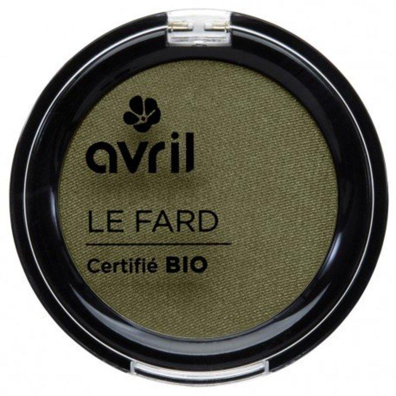 Avril biologische kaki groene oogschaduw