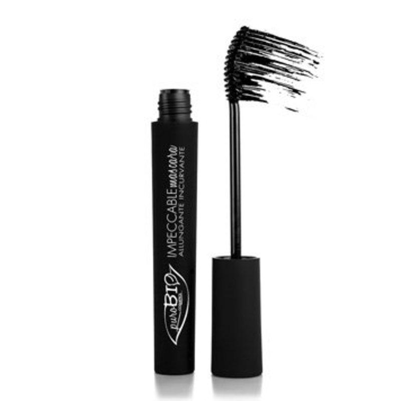 PuroBio Natuurlijke Verlengende Krul Mascara Zwart