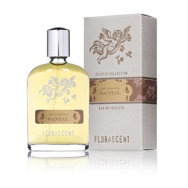 Florascent Aqua Colonia Santal