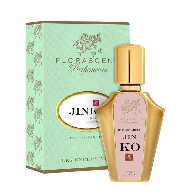 Florascent Natuurlijk eau de parfum Kyoto Collection Jinko