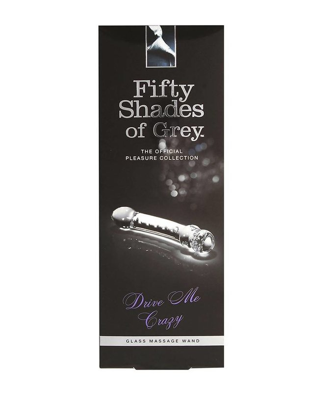 Fifty Shades of Grey Drive me Grazy