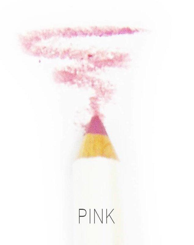 PHB Ethical Beauty Biologische Lip Potlood Roze