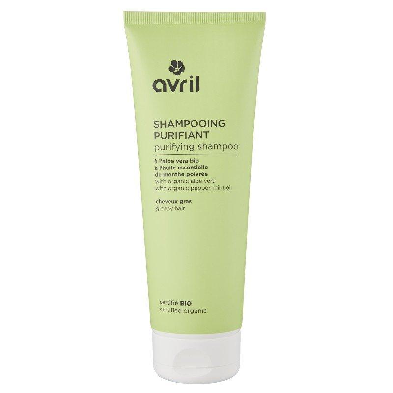 Avril Biologische Shampoo voor vet haar