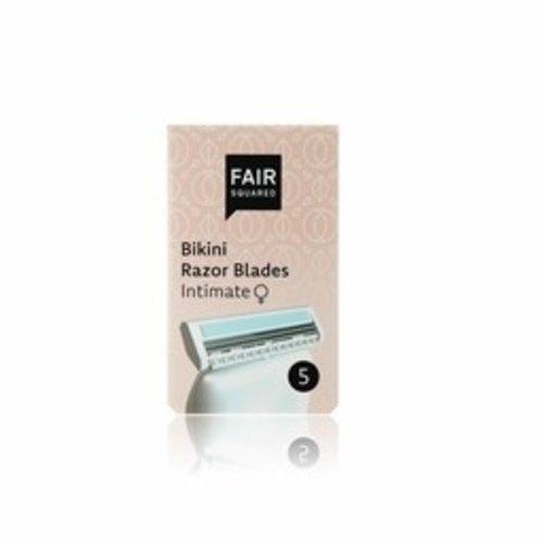 Fair Squared Bikini Razor Blades