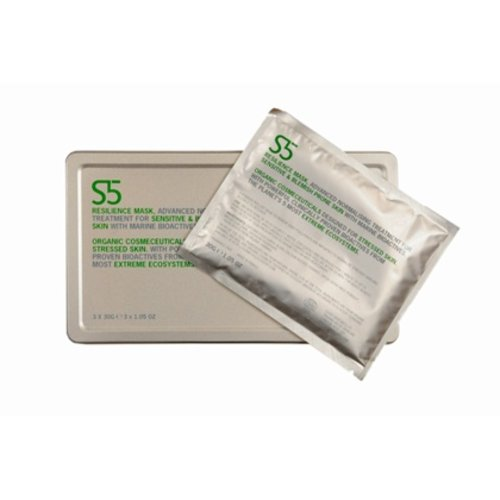 S5 Skincare Resilience Mask Box