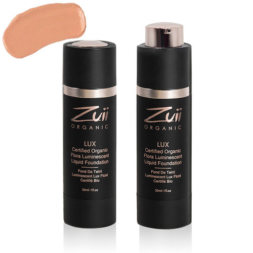 Zuii Organic LUX Luminescent Vloeibare Foundation Coconut