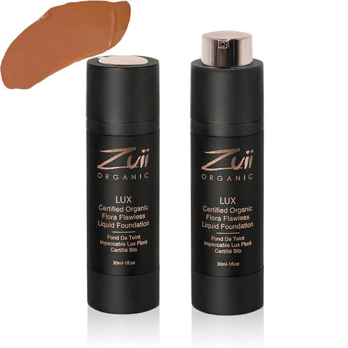 Zuii Organic LUX Flawless Vloeibare Foundation Pearl