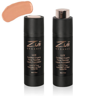 Zuii Organic LUX Flawless Vloeibare Foundation Coconut