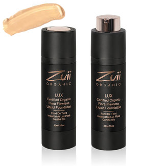 Zuii Organic LUX Flawless Vloeibare Foundation Driftwood