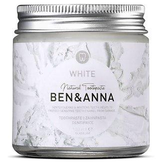 Ben & Anna Natuurlijke Tandpasta White