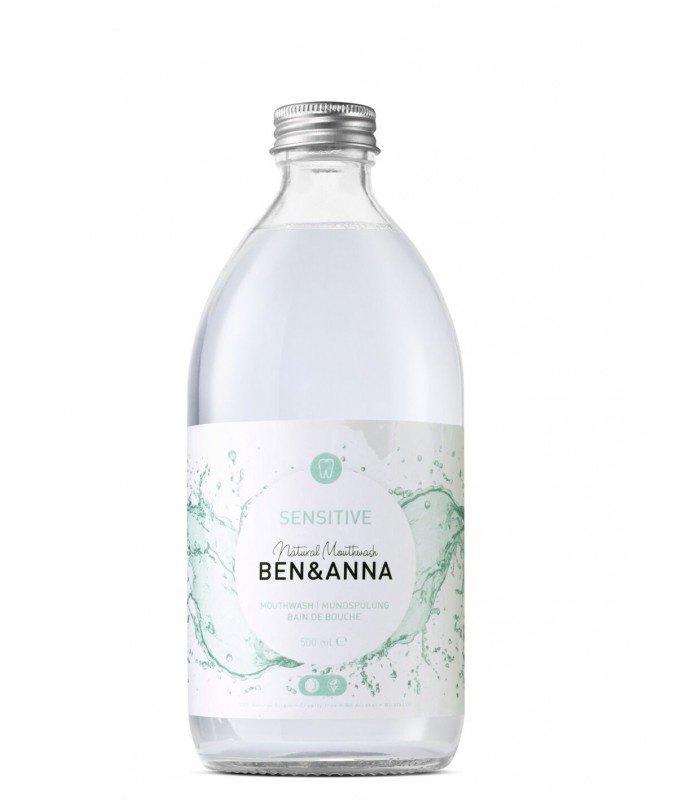 Ben & Anna Natuurlijk Mondwater Sensitive