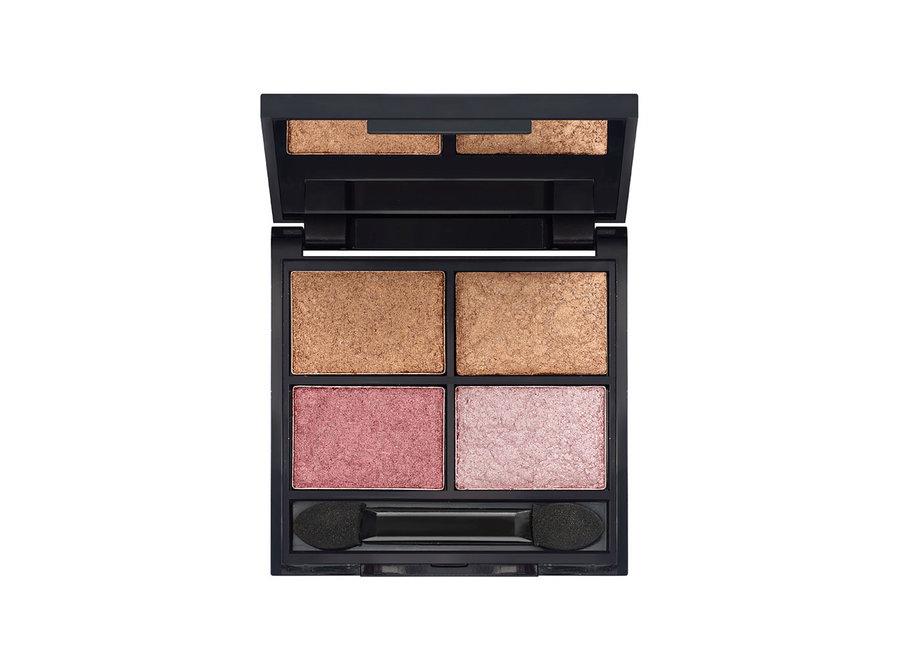 Metallic Quad Eyeshadow Palette Havannah