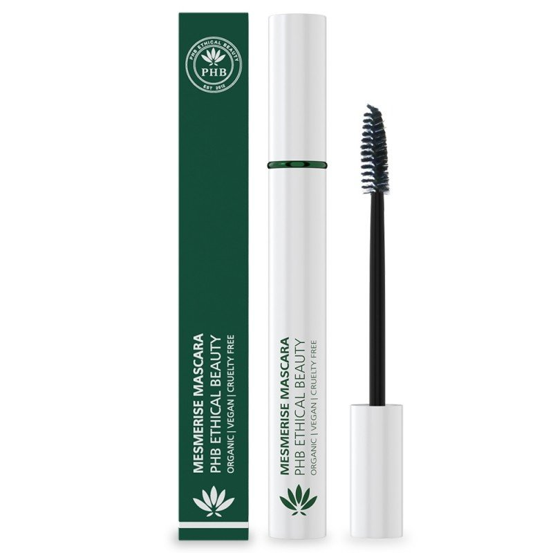 PHB Ethical Beauty Biologische Mascara Zwart